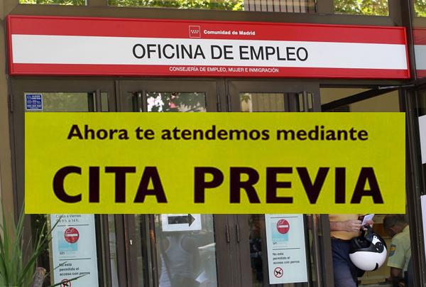 Oficina Paro ROQUETAS DE MAR, provincia de ALMERIA