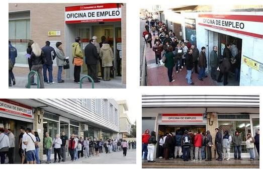 sellar el paro en Sevilla (Provincia)