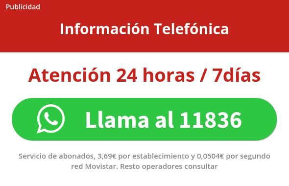 Información telefónica